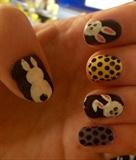 Bunny Nails