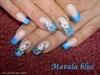 Mavala blue