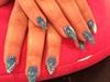 Turquoise Stilettos