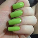 green sally hansen