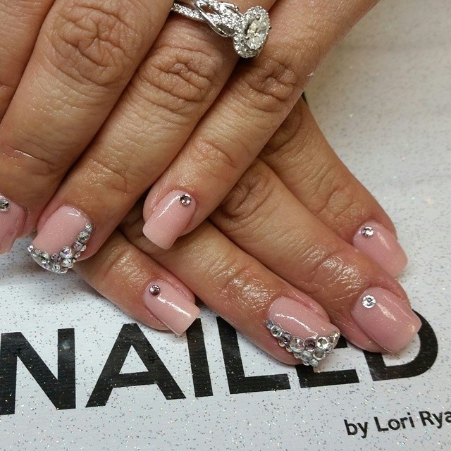 Anc powder dip nail art gallery prinsesfo Images
