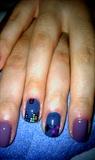 Tetris manicure
