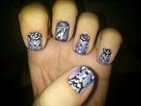 Dreamcatcher Nail Art