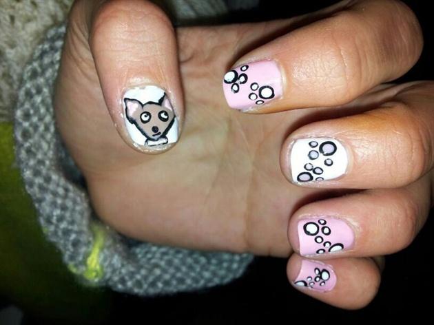 Ay Chihuahua!!! Nail Art