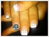 Bride Nail Art