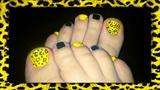 Acid Leopard Toes