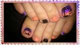 Summer Toes Nail Art