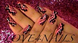 HOT PINK & BLACK CHECKERS