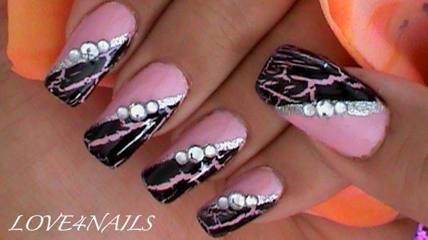 Crackle Nail Polish Nail Art Gallery