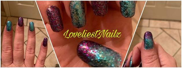 Glittery Love