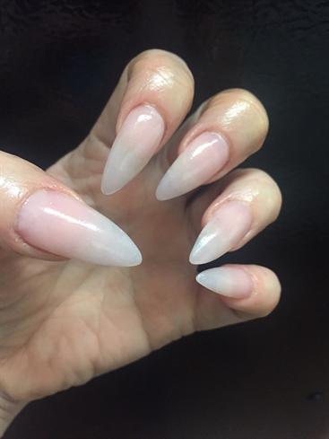 plain  simple acrylic  nail art gallery