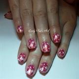Nail art stamping *étoilé*