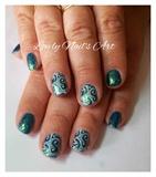 nail art stamping *arabesque*
