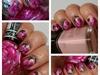 nail art stamping *mandala*