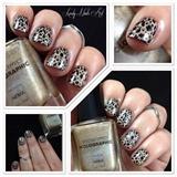 Nail art stamping *animal*