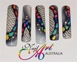 Salon Embellished Nail Art