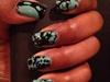 Water Spot Nails