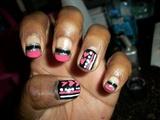 *lovelyBUTstrange* Straight 2 Luv Nails