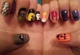 Cute Halloween Nails