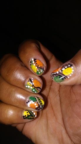 Jungle Colors?!!