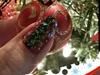 matching ornament nails