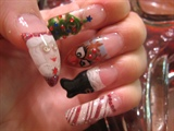 My Christmas nails 12*07