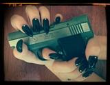 Black Nails.