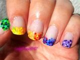 Easy Rainbow Dots