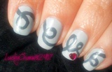 Loop Nail Art