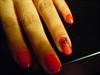 Christmas/Holiday Red Nail Art