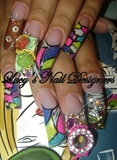 LUCY'S NAIL DESIGNERS 787-536-0283