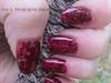 Seran Wrap Nails
