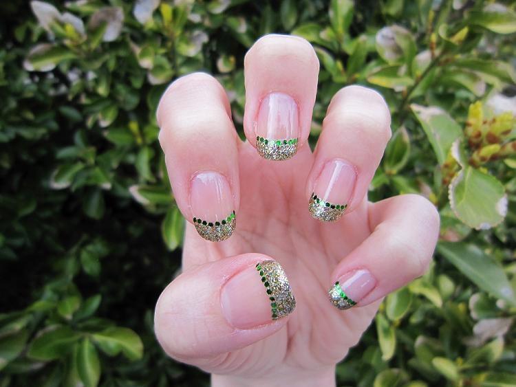 St. Patrick\'s Day Nail Art - Nail Art Gallery