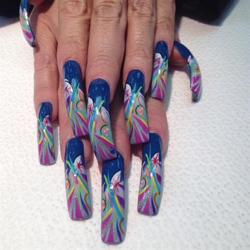 Long Nails!!