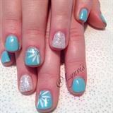 Aqua & sparkle