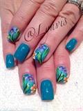 Blue Airbrush!!
