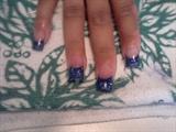 blue brillo