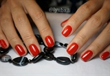 Natural nails and clean manicure