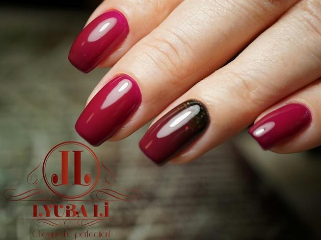 Beautiful Nails And Perfect Manicure