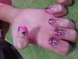 Pink & Spider Webs