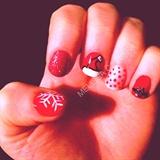Festive Fingers!
