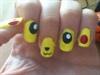 Pikachu inspired by cutepolish
