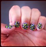 Neon&Pastel Leopard