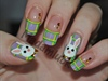 Cute bunny Easter Design