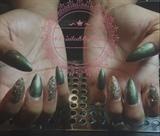 Stiletto Green