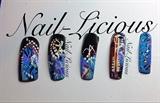 Kalladascope Nails