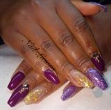 Purples My Life