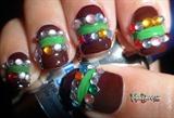 Easy Glamorous Elegant Lady Nails