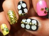 Japanese Party Nails - Paatii o shimasho