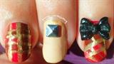 Chic Plaid ❤ Tartan Nail Art
